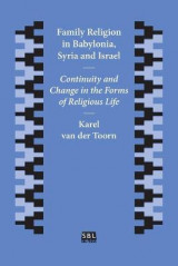 Omslag - Family Religion in Babylonia, Syria and Israel