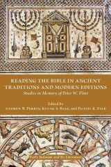Omslag - Reading the Bible in Ancient Traditions and Modern Editions