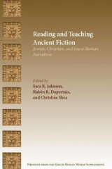 Omslag - Reading and Teaching Ancient Fiction