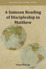 Omslag - A Samoan Reading of Discipleship in Matthew