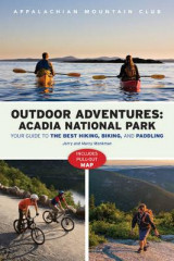 Omslag - Amc's Outdoor Adventures: Acadia National Park