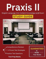 Omslag - Praxis II English Language Arts Content Knowledge 5038 Study Guide