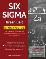 Omslag - Six SIGMA Green Belt Study Guide