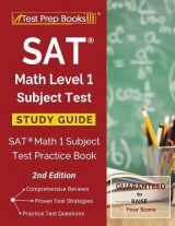 Omslag - SAT Math Level 1 Subject Test Study Guide