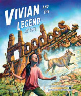 Omslag - Vivian and the Legend of the Hoodoos