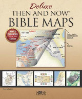 Omslag - Book: Deluxe Then and Now Bible Maps 2.0
