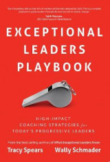 Omslag - Exceptional Leaders Playbook