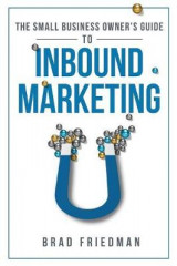 Omslag - The Small Business Owner's Guide to Inbound Marketing