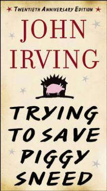 Trying to Save Piggy Sneed av John Irving (Innbundet)