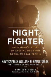 Night Fighter av William H. Hamilton og Charles W. Sasser (Innbundet)
