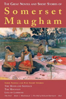 The Great Novels and Short Stories of Somerset Maugham av W. Somerset Maugham (Heftet)