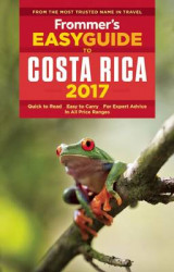 Omslag - Frommer's Easyguide to Costa Rica 2017