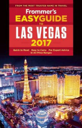 Omslag - Frommer's Easyguide to Las Vegas 2017