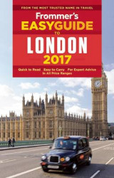 Omslag - Frommer's Easyguide to London 2017