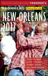 Omslag - Frommer's Easyguide to New Orleans 2017