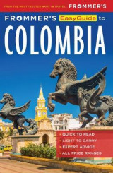 Omslag - Frommer's Easyguide to Colombia