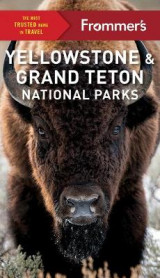 Omslag - Frommer's Yellowstone and Grand Teton National Parks
