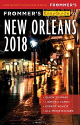 Omslag - Frommer's Easyguide to New Orleans 2018