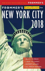 Omslag - Frommer's EasyGuide to New York City 2018