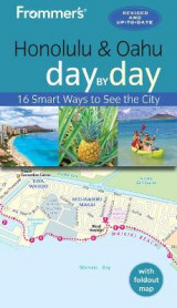 Omslag - Frommer's Honolulu and Oahu Day by Day