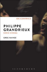 Omslag - Philippe Grandrieux