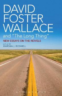 "David Foster Wallace and ""The Long Thing"" (Heftet)"
