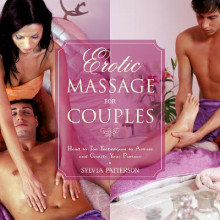 Erotic Massage for Couples av Sylvia Patterson (Innbundet)