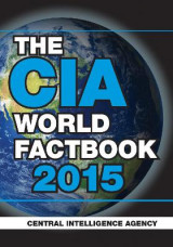 Omslag - The CIA World Factbook 2015