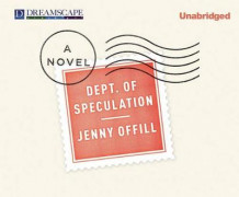 Dept. of Speculation av Jenny Offill (Lydbok-CD)