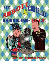 Omslag - The Abbott & Costello Coloring Book