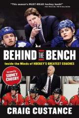 Omslag - Behind the Bench