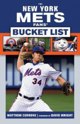 Omslag - The New York Mets Fans' Bucket List