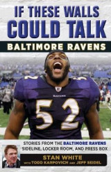 Omslag - If These Walls Could Talk: Baltimore Ravens