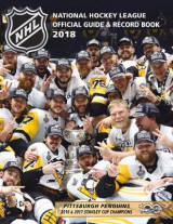 Omslag - National Hockey League Official Guide & Record Book 2018