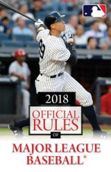 Omslag - 2018 Official Rules of Major League Baseball