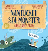 Omslag - The Nantucket Sea Monster