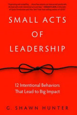 Omslag - Small Acts of Leadership