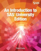Omslag - An Introduction to SAS University Edition