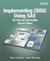 Omslag - Implementing Cdisc Using SAS