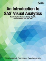 Omslag - An Introduction to SAS Visual Analytics