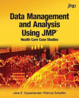 Omslag - Data Management and Analysis Using Jmp
