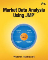Omslag - Market Data Analysis Using Jmp