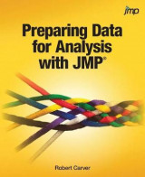 Omslag - Preparing Data for Analysis with Jmp