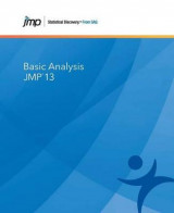 Omslag - Jmp 13 Basic Analysis