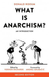 Omslag - What is Anarchism?