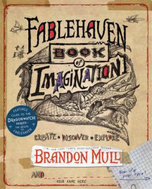 Fablehaven Book of Imagination av Brandon Mull (Heftet)