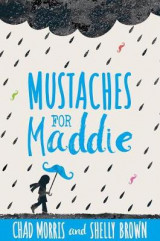Omslag - Mustaches for Maddie
