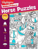 Omslag - Horse Puzzles