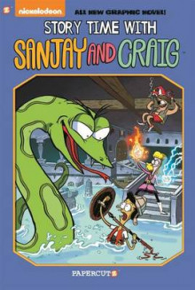 Sanjay and Craig #3: 'Story Time with Sanjay and Craig' av Eric Esquivel (Heftet)
