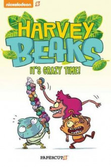 Harvey Beaks #2: 'it's Crazy Time': It's Crazy Time 2 av Stefan Petrucha, Chris Houghton og Kevin Kramer (Heftet)